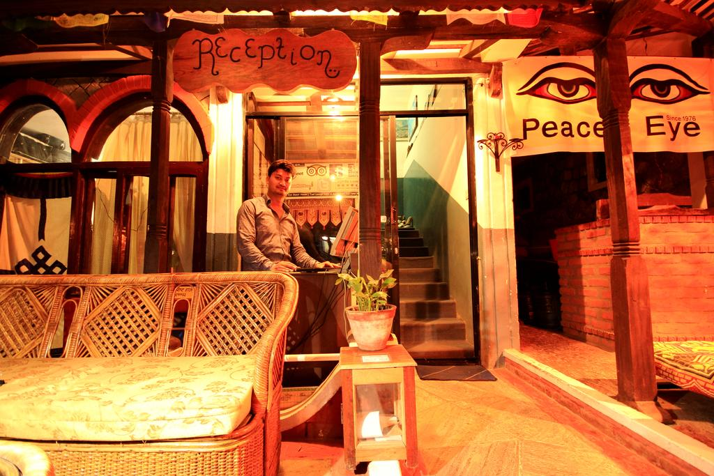 Peaceeye Guest House