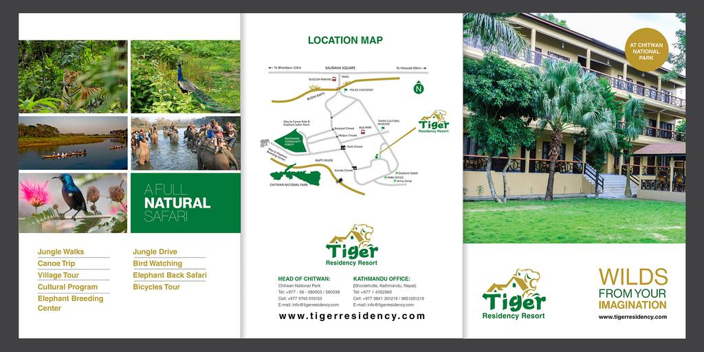 Tiger Residency Resort