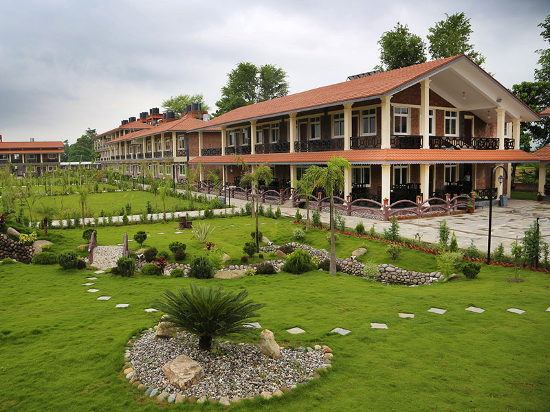 Center Park Resort