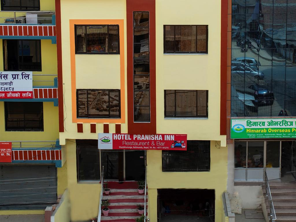 Hotel Pranisha Inn