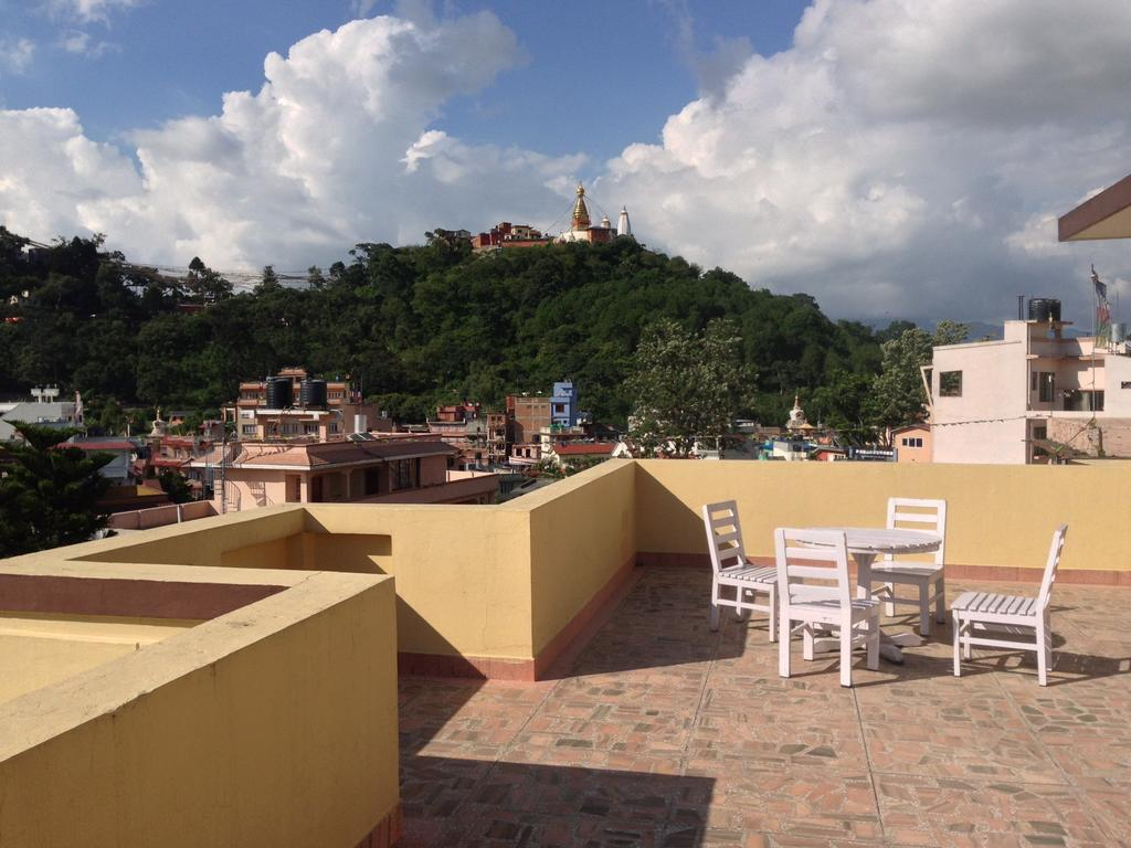 Swayambhu View Guest House | 2 star budget hotel in