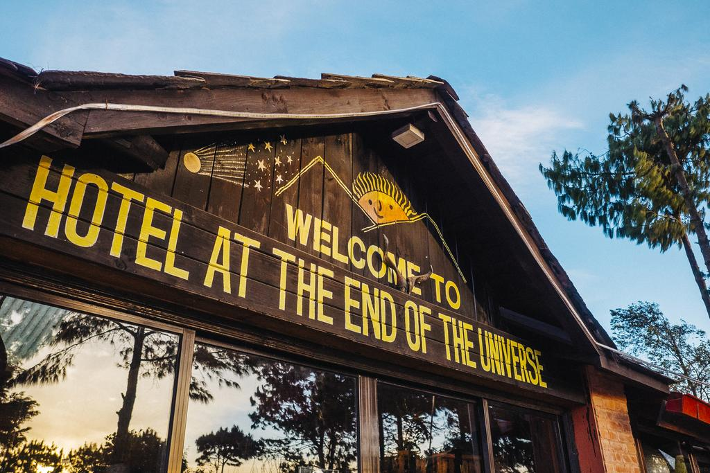 Hotel At The End Of Universe